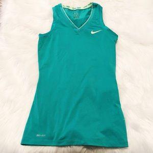 NIKE Dry-fit Woman's Sleeveless Shirt